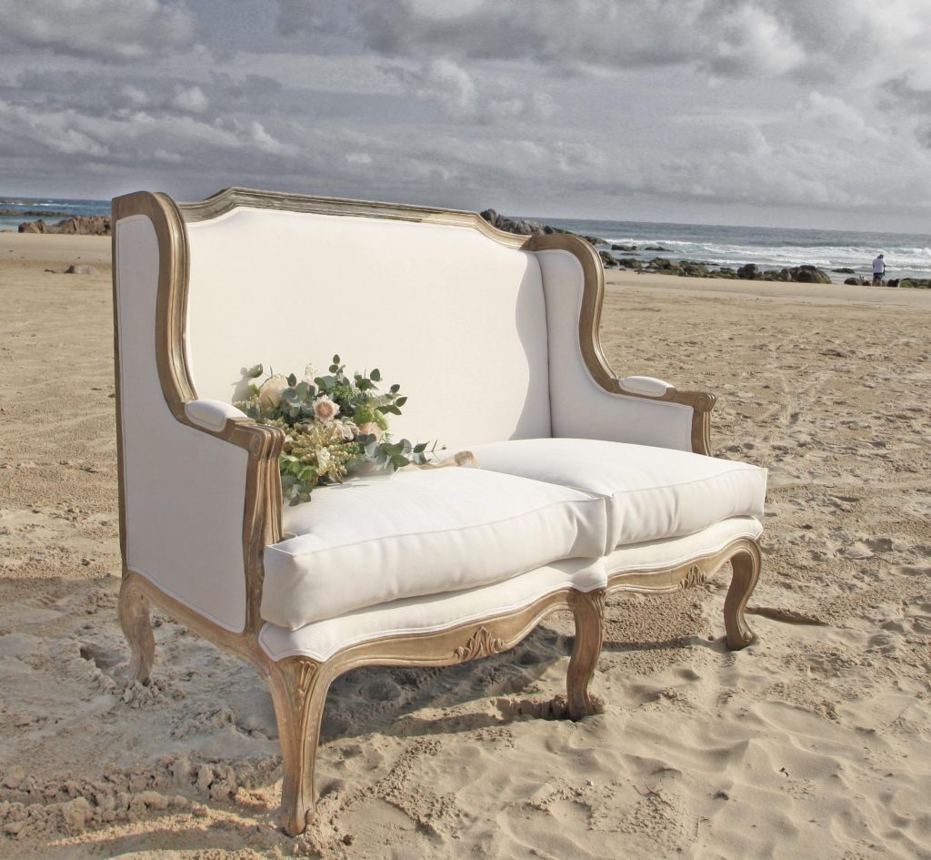 French 2.5 Seater Canape