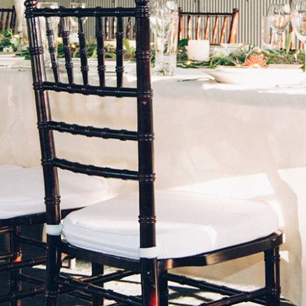mahogany tiffany | chiavari chair