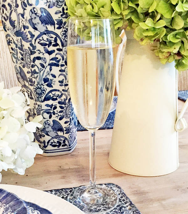 Champagne Flute Glass Hire