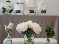 taupe natural wedding linen cloths