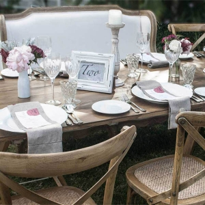 french furniture wedding hire hunter valley
