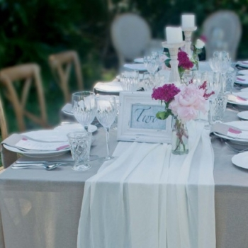 Natural Linens Wedding Hire