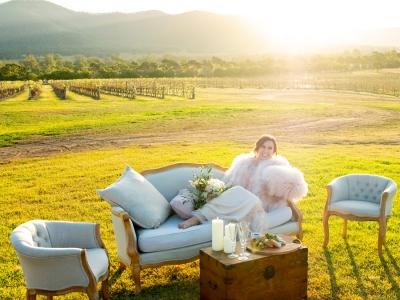 wedding lounge setting hv