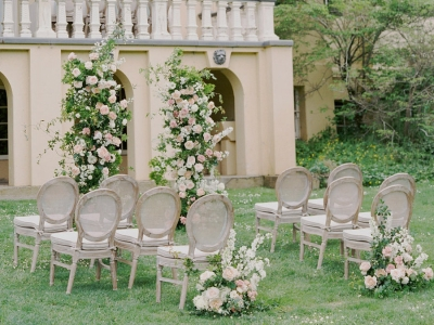 French cane back louis chair wedding hire